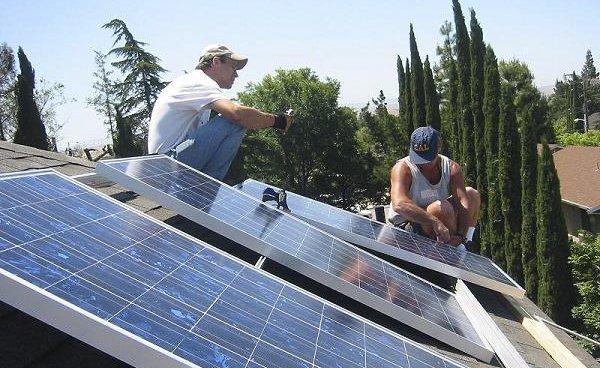 Goal 1 Solarpanels