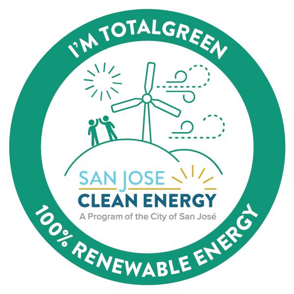 I'm Totalgreen - 100% Renewable Energy