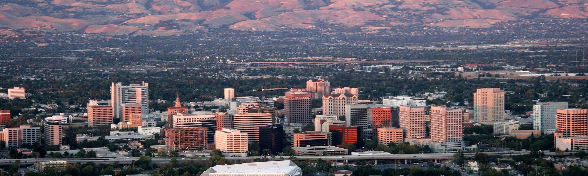San Jose City View